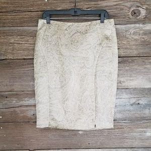 High waisted skirt (tall)